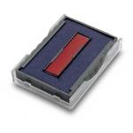 Cserepárna 6/4750/2 kék/piros