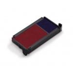 Cserepárna 6/4912 kék/piros 4912 OFFICE bélyegzőhöz