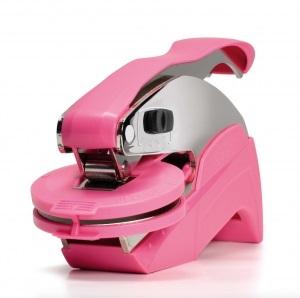 Trodat IDEAL SEAL LS kör 41 mm pink dombornyomó 80454