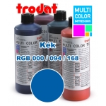 Trodat festék 7012 kék 500 ml (színkód: 000.094.168) Multi Color Impression