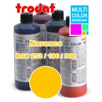 Trodat festék 7012 narancs 28 ml (színkód: 253.196.000) Multi Color Impression