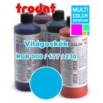 Trodat festék 7012 világoskék 500 ml (színkód: 000.177.230) Multi Color Impression