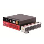 Macsa F-9010 PLUS 10W Pulsed Yb Fiber galvo lézeres gravírozógép és tartozékai