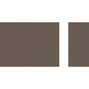 Alu matt 1,5 mm bronz (E) 100 x 50 cm / EV4