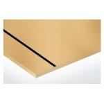 AlumaMark 0,5 mm bronz/fekete 508x305mm selyemfényű (AluFix) 47629