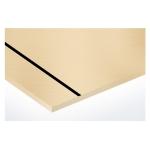 AlumaMark 0,5 mm sárgaréz /fekete 508x305mm selyemfényű (AluFix) 47630
