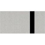 LazerBlak 0,7 mm ezüst/ fekete, lézerrel gravírozható alumínium 610 x 305 mm tábla