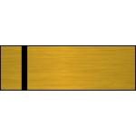 Laserfolie 0,2 mm 7160 szálh.-arany/fekete (2 réteg+öntapadó) 610 x 305 mm (beltéri)