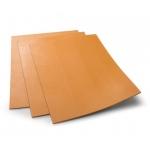 Lézergumi Tempo 2,3 mm narancssárga 21%-kal gyorsabban gravírozható típus!