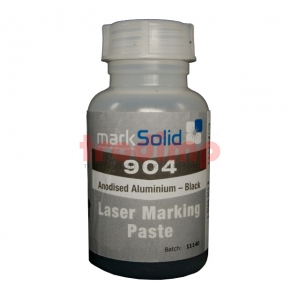 markSolid 904 eloxalura fekete, 100gr CO2/YAG/YBF lézerekhez