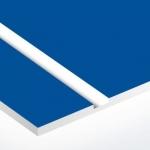 TroLase 0,8 mm Zafírkék/Fehér (2 réteg) 616 x 1245 mm / L502-203 (kültéri)