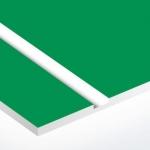 TroLase 0,8 mm Világoszöld/Fehér (2 réteg) 616 x 1245 mm / L932-203 (kültéri)