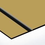 TroLase Lights 0,1 mm Szálh. Arany/Fekete (2 réteg+öntapadó) 305 x 600 mm / LL64-201 (kültéri)