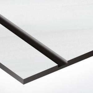 TroLase Metallic Plus 1,6 mm Szálhúzott Nikkel/Fekete (2 réteg) 616 x 1245 mm / LMT+364-206 (kültéri)