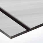 TroLase Metallic 3,2 mm Ezüst/Fekete (2 réteg) 616 x 1245 mm / LMT344-209 (beltéri)