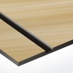 TroLase Metallic 1,6 mm Sötétbronz/Fekete (2 réteg) 616 x 1245 mm / LMT884-206 (beltéri)