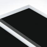 TroLase Reverse 1,6 mm Opálos/Fekete (2 réteg) 616 x 1245 mm / LR401-206 (kültéri)