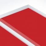 TroLase Reverse 1,6 mm Opálos/Piros (2 réteg) 616 x 1245 mm / LR601-206 (kültéri)