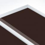 TroLase Reverse 1,6 mm Opálos/Sötétbarna (2 réteg) 616 x 1245 mm / LR841-206 (kültéri)