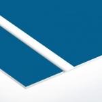 TroLase Thins 0,5 mm Kék/Fehér (2 réteg) 614 x 1245 mm / LT512-202 (beltéri)