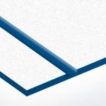 TroLase Textures 1,6 mm Fehér/Kék (2 réteg) 616 x 1245 mm / LTX205-206 (kültéri)