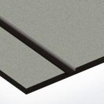 TroLase Textures 1,6 mm Szürke/Fekete (2 réteg) 616 x 1245 mm / LTX374-206 (kültéri)
