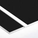 TroLase Textures 1,6 mm Fekete/Fehér (2 réteg) 616 x 1245 mm / LTX422-206 (kültéri)