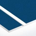 TroLase Textures 1,6 mm Királykék/Fehér (2 réteg) 616 x 1245 mm / LTX592-206 (kültéri)