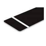 TroLase Foil 0,2 mm Fehér/Fekete (2 réteg+öntapadó) 305 x 610 mm / 139687  (kültéri)