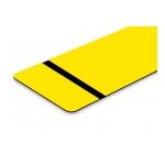 TroLase Foil 0,2 mm Sárga/Fekete (2 réteg+öntapadó) 305 x 610 mm / 139692 (kültéri)