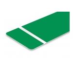 TroLase Lights 0,2 mm Zöld/Fehér (2 réteg+öntapadó) 305 x 610 mm / LL74-201 (kültéri)