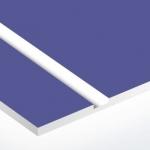 TroPly 0,8 mm Lila/Fehér (2 réteg) 616 x 1245 mm / P582-203 (beltéri)