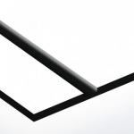 TroPly HiGloss 1,6 mm Fehér/Fekete (2 réteg) 610 x 1238 mm / PH204-206 (kültéri)
