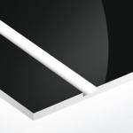 TroPly HiGloss 1,6 mm Fekete/Fehér (2 réteg) 610 x 1238 mm / PH402-206 (kültéri)