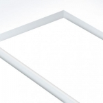 TroPly HiGloss Reverse 1,6 mm Víztiszta/Fehér (2 réteg) 610 x 1238 mm / PHR200-206 (kültéri)