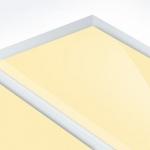 TroPly HiGloss Reverse 3,2 mm Víztiszta/Törtfehér (2 réteg) 610 x 1238 mm / PHR230-209 (kültéri)