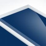 TroPly HiGloss Reverse 1,6 mm Víztiszta/Kék (2 réteg) 610 x 1238 mm / PHR540-206 (kültéri)