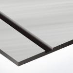 TroPly Metallic Plus 1,6 mm Ezüst/Fekete (2 réteg) 616 x 1245 mm / PMT+344-206 (beltéri)