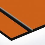 TroPly Satins 1,6 mm Narancs/Fehér (2 réteg) 610 x 1238 mm / PS614-206 (beltéri)