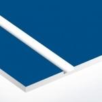 TroPly Ultra 1,6 mm RBS Kék/Fehér (2 réteg) 610 x 1238 mm / PU572-206 (kültéri)