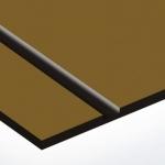 TroPly Ultra 1,6 mm Óarany/Fekete (2 réteg) 610 x 1238 mm / PU774-206 (kültéri)