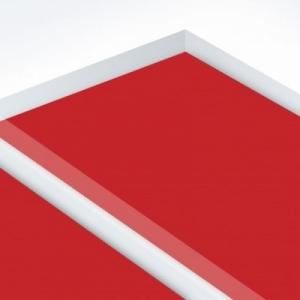 TroPly Ultra Reverse 1,6 mm Opálos/Piros (2 réteg) 610 x 1238 mm / PUR601-206 (kültéri)