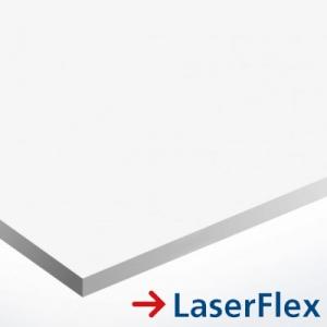 LaserFlex 0,1 mm LF200 Fehér - transzfer fólia lézergépekhez 297 x 420 mm (A3) / 65905
