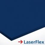 LaserFlex 0,1 mm LF551 Sötétkék - transzfer fólia lézergépekhez 297 x 420 mm (A3) / 65939