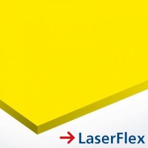 LaserFlex 0,1 mm LF710 Sárga - transzfer fólia lézergépekhez 297 x 420 mm (A3) / 65941