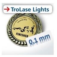 TroLase Lights gravírfóliák